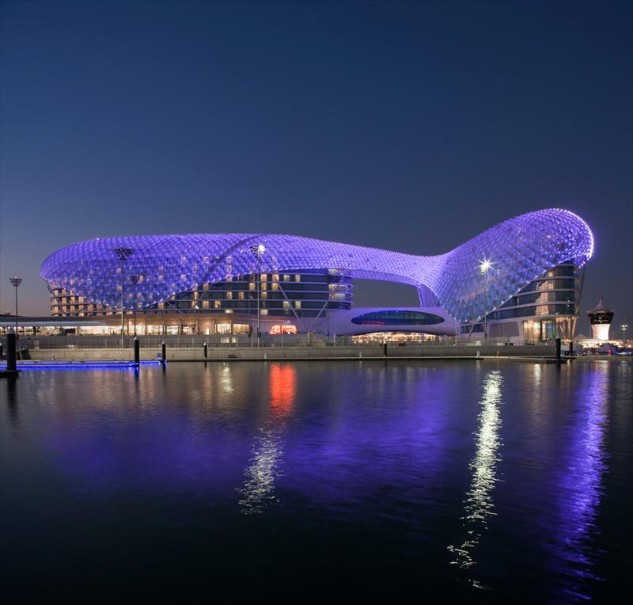 The Yas Viceroy Hotel (fotografie 42)