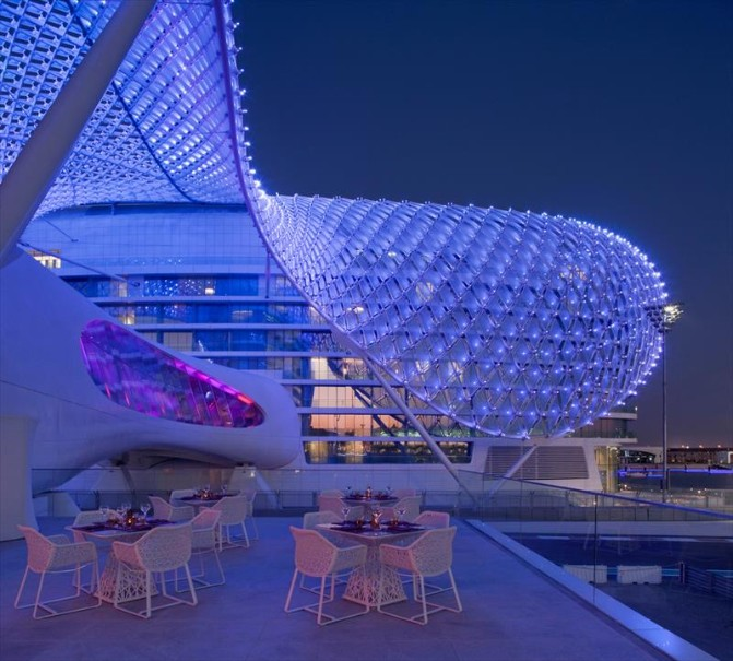 The Yas Viceroy Hotel (fotografie 49)