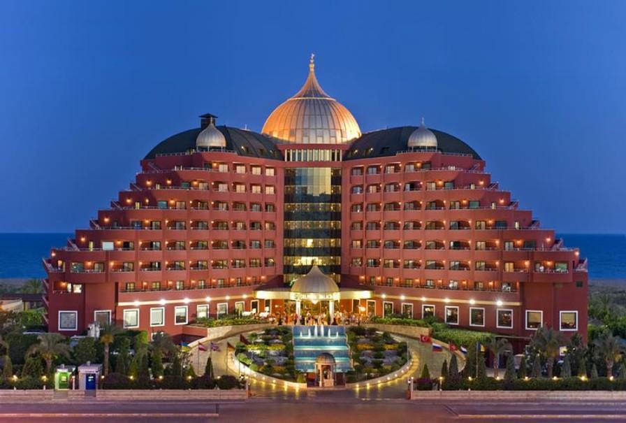 Hotel Delphin Palace (fotografie 1)