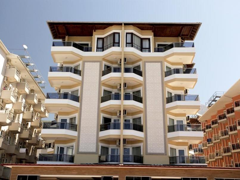 Hotel Kleopatra Ada Beach (fotografie 1)