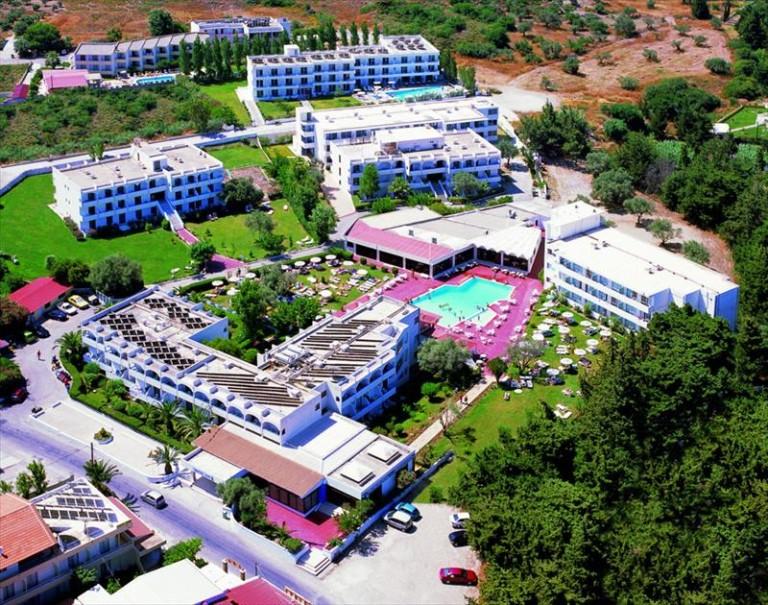 Evi Hotel (fotografie 1)