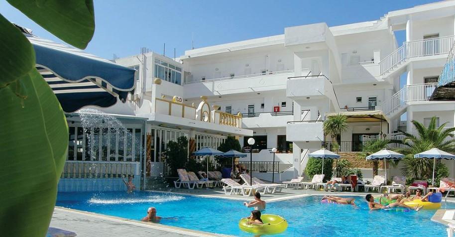 Grecian Fantasia Hotel (fotografie 38)