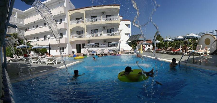 Grecian Fantasia Hotel (fotografie 37)