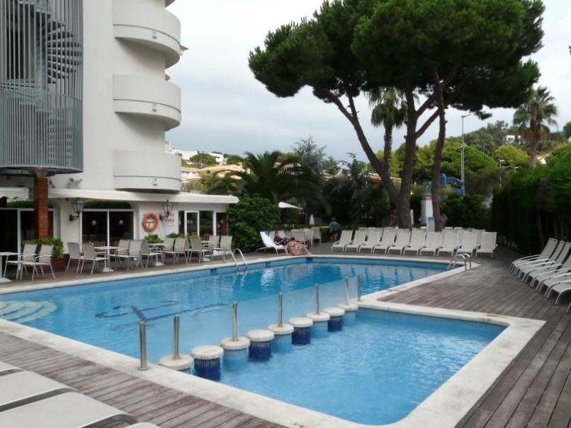 Hotel Alegria Fenals Mar (fotografie 24)