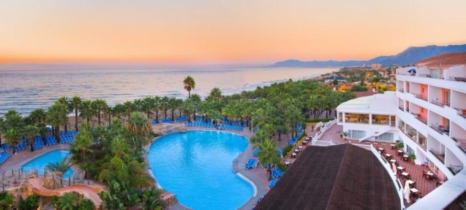 Hotel Marbella Playa (fotografie 22)