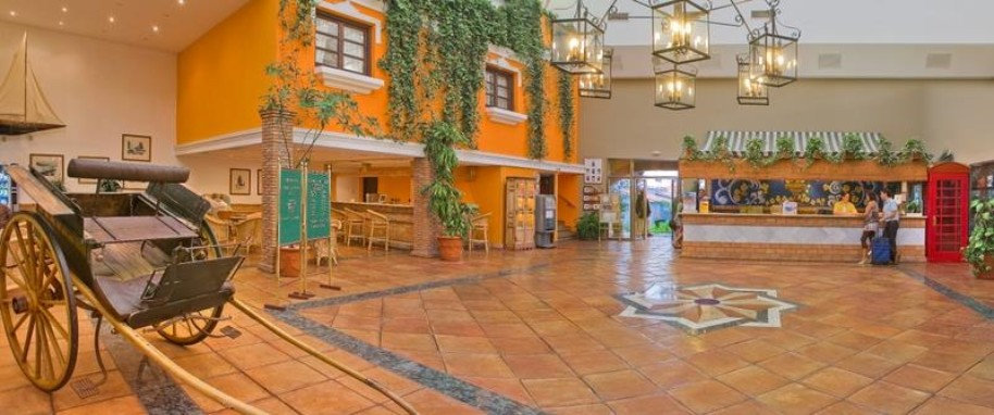 Hotel Marbella Playa (fotografie 28)