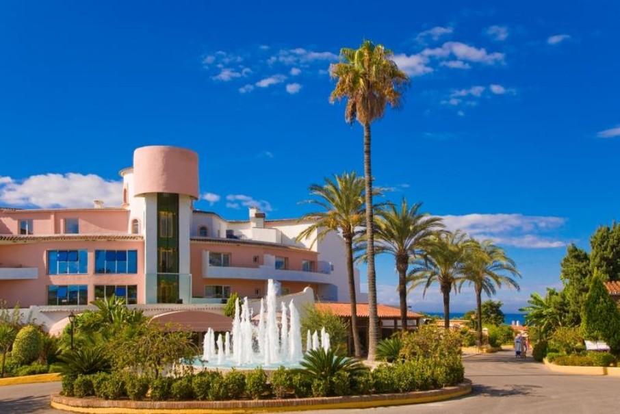 Hotel Marbella Playa (fotografie 29)