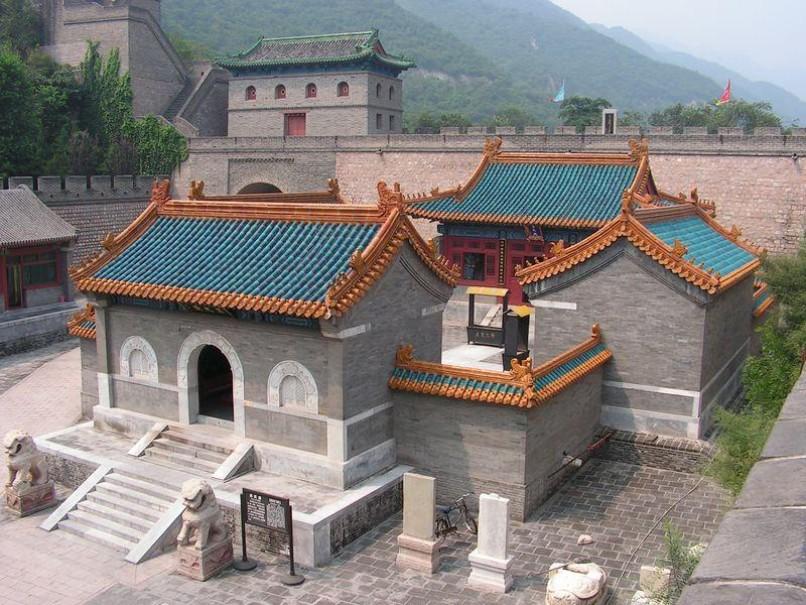 Čínské metropole rychlovlakem (fotografie 1)