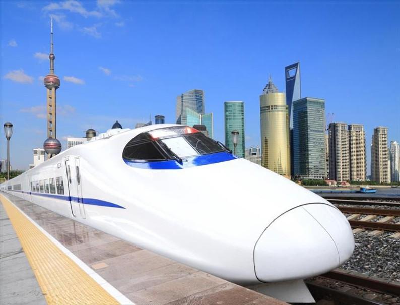 Čínské metropole rychlovlakem (fotografie 2)