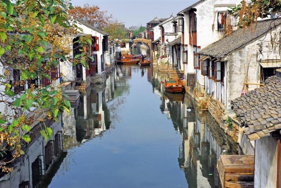 Čínské metropole rychlovlakem (fotografie 11)