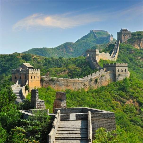 Čínské metropole rychlovlakem (fotografie 13)
