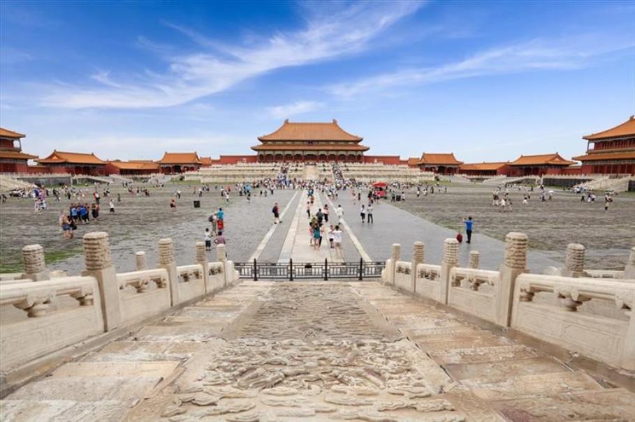 Čínské metropole rychlovlakem (fotografie 14)
