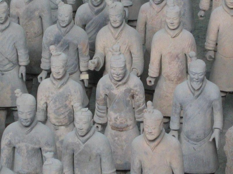 Čínské metropole rychlovlakem (fotografie 19)
