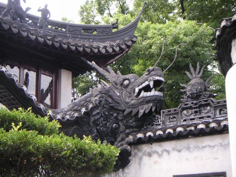Čínské metropole rychlovlakem (fotografie 20)