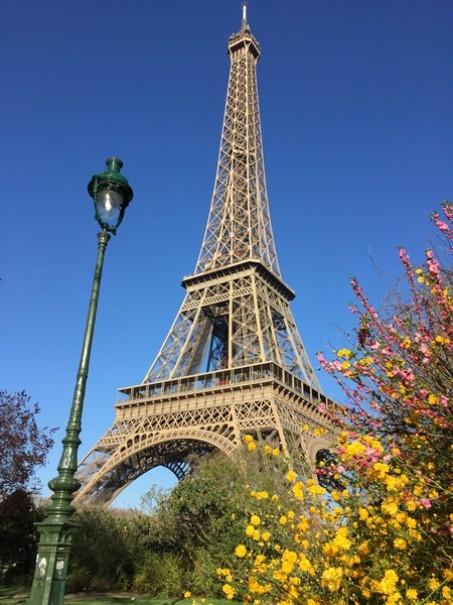 Paříž a Versailles od A do Z – hotely Campanille a Premiere (fotografie 30)