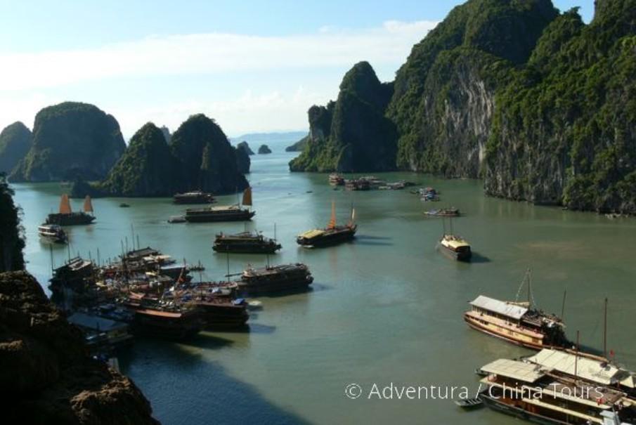 Vietnam a Kambodža (fotografie 3)