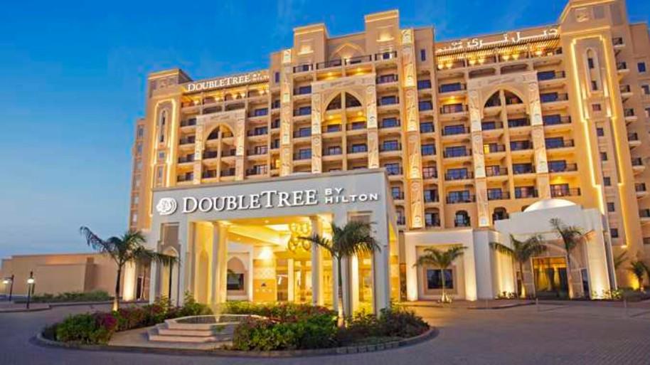 Hotel Doubletree By Hilton Marjan Island (fotografie 1)
