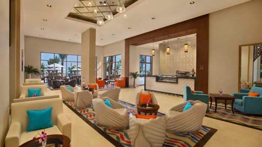 Hotel Doubletree By Hilton Marjan Island (fotografie 8)