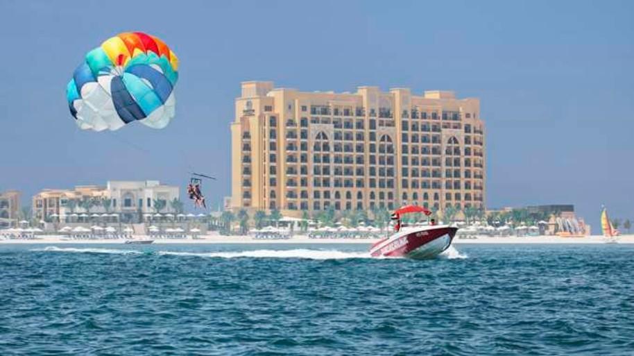 Hotel Doubletree By Hilton Marjan Island (fotografie 5)