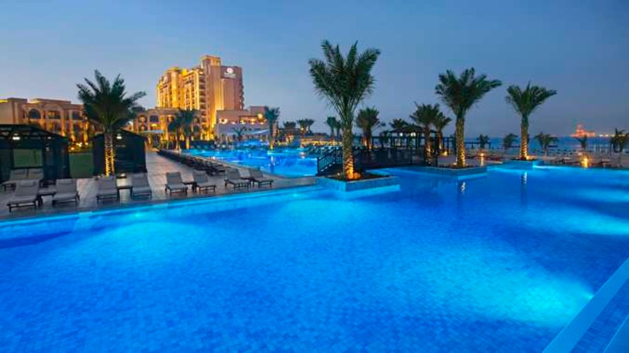 Hotel Doubletree By Hilton Marjan Island (fotografie 12)