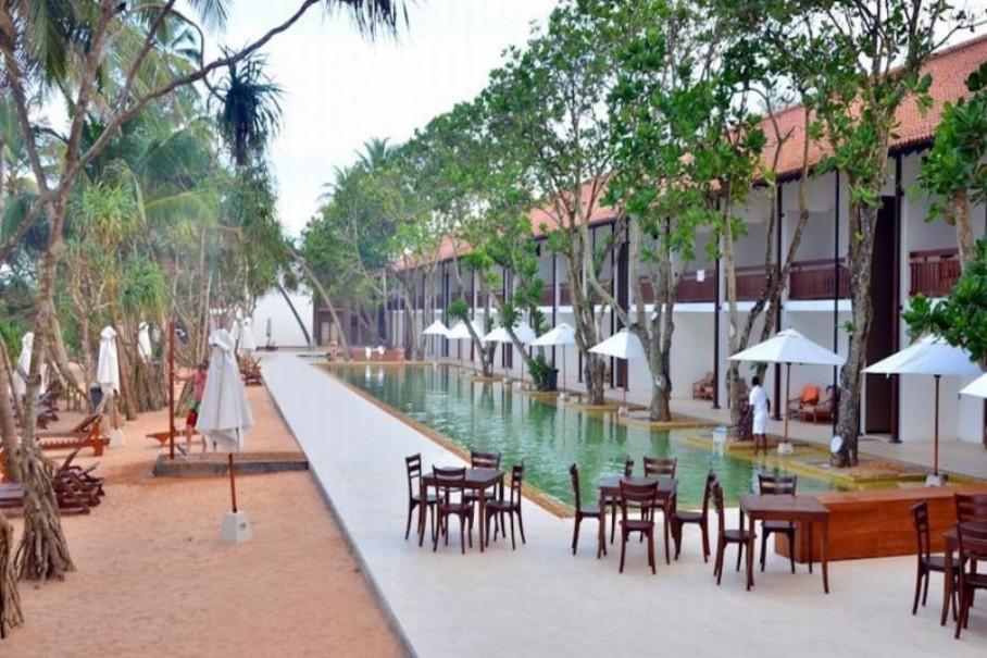 Hotel Pandanus Beach Resort and Spa (fotografie 15)