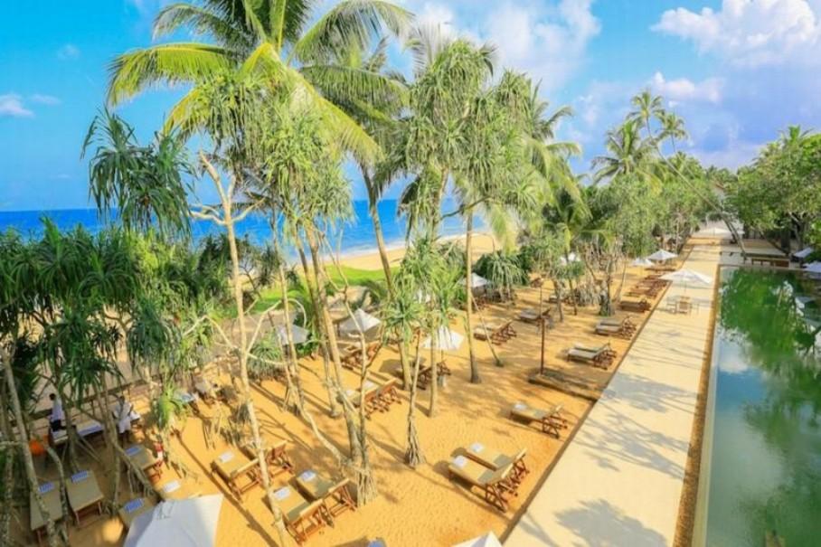 Hotel Pandanus Beach Resort and Spa (fotografie 16)