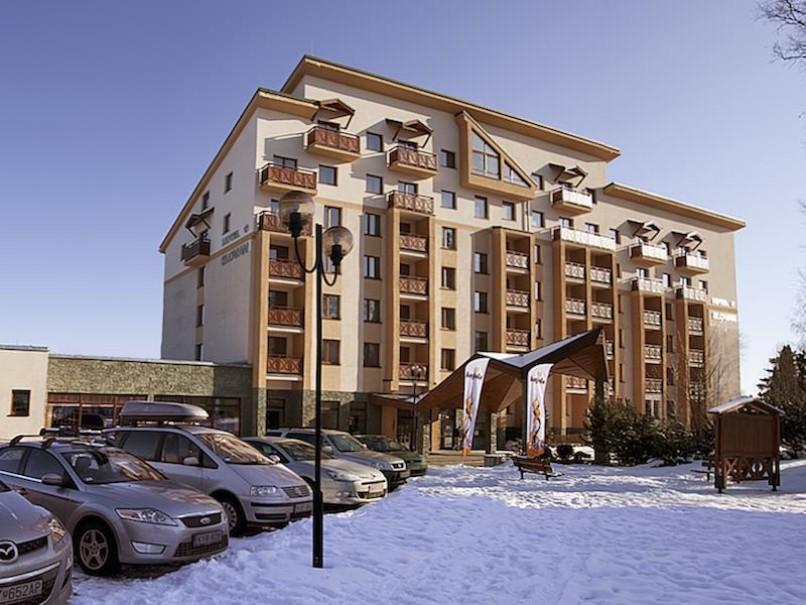 Hotel Slovan (fotografie 1)