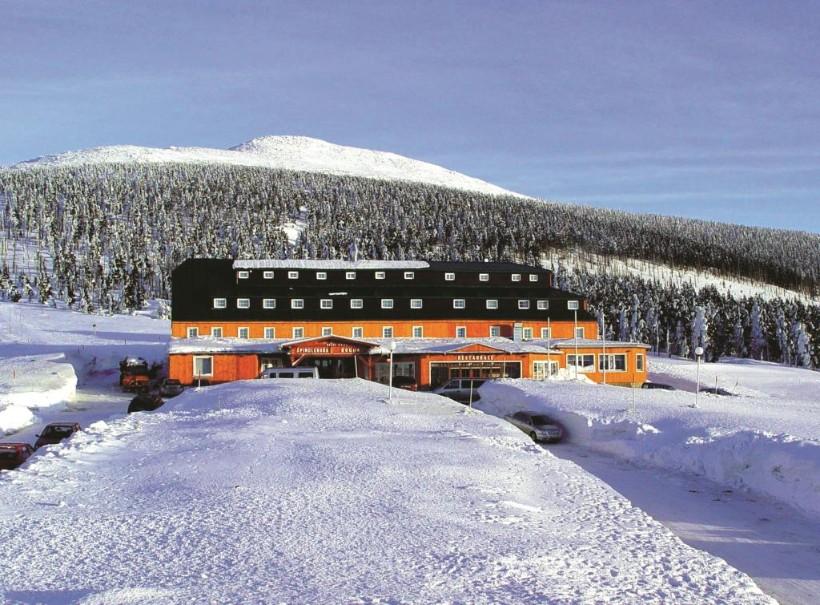 Hotel Špindlerova Bouda (fotografie 1)