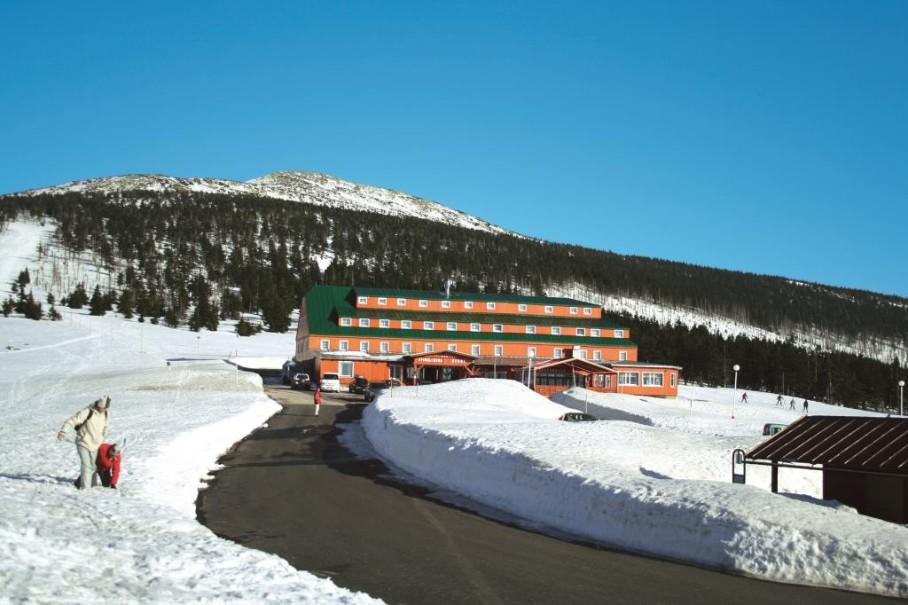 Hotel Špindlerova Bouda (fotografie 21)