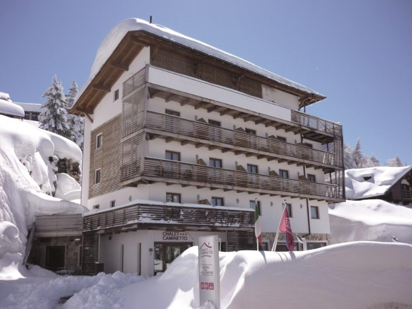 Hotel Chalet Caminetto (fotografie 17)