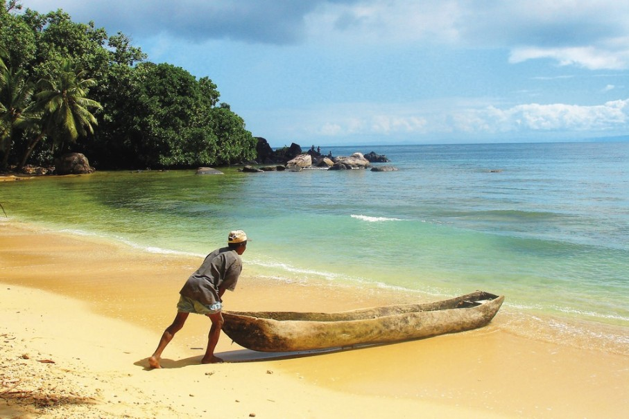 Madagaskar - Ostrov přírodních krás (fotografie 13)