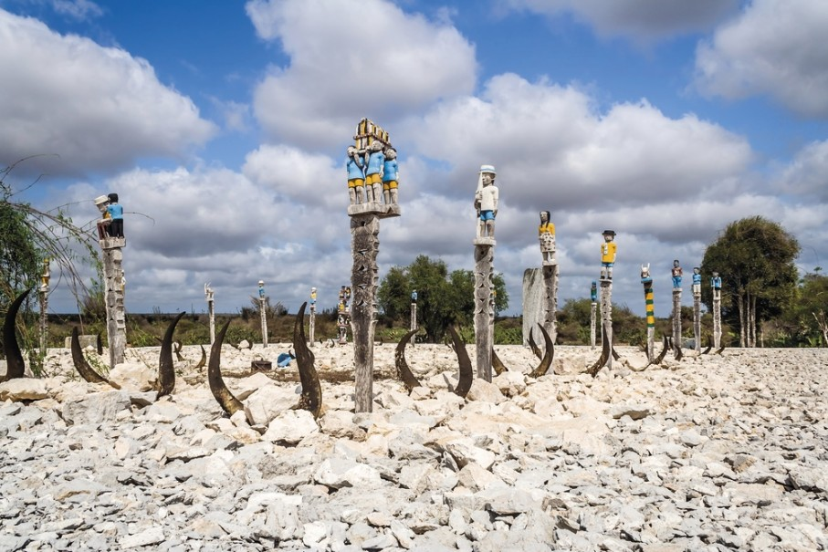 Madagaskar - Ostrov přírodních krás (fotografie 5)