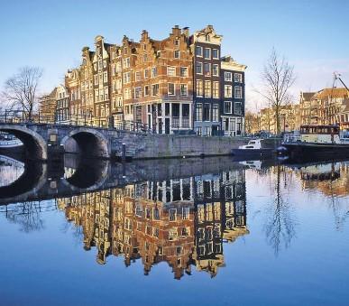 Amsterdam - letecké víkendy (hlavní fotografie)