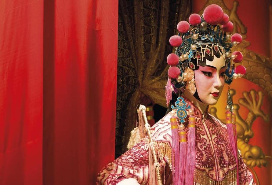 Čínská mozaika (fotografie 2)