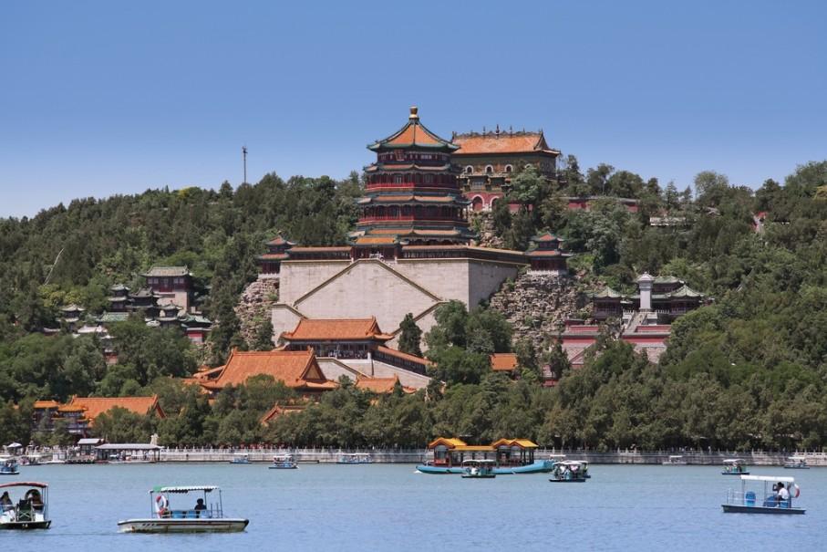 Čínská mozaika (fotografie 6)