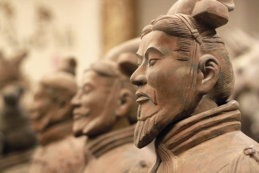 Čínská mozaika (fotografie 7)