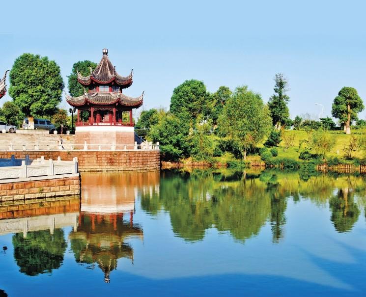 Čínská mozaika (fotografie 17)