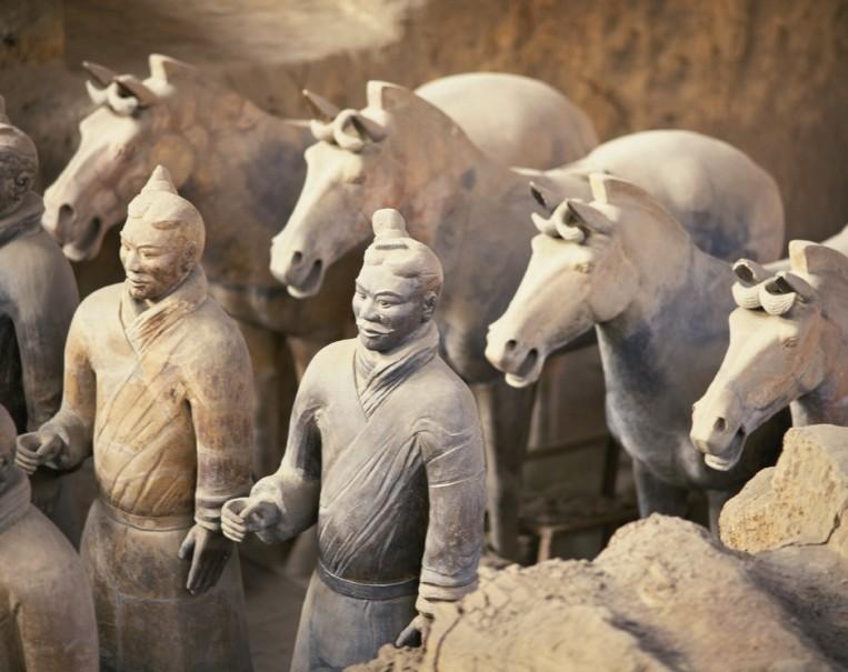 Čínská mozaika (fotografie 27)