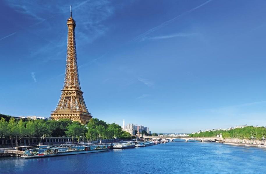 Kouzlo Paříže (fotografie 12)