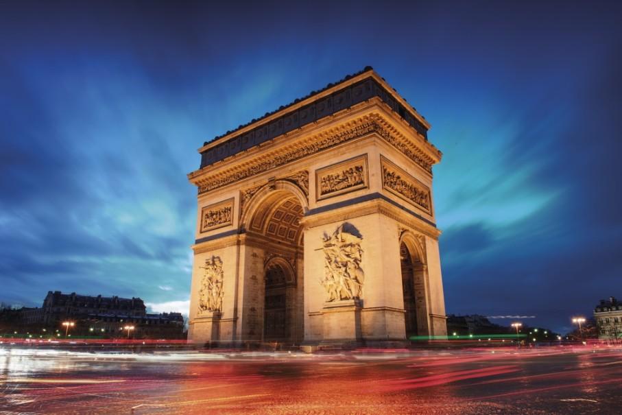 Kouzlo Paříže (fotografie 13)