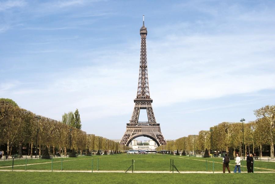 Kouzlo Paříže (fotografie 18)