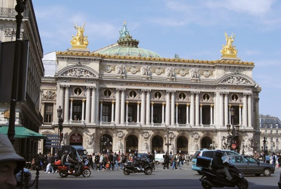 Kouzlo Paříže (fotografie 20)