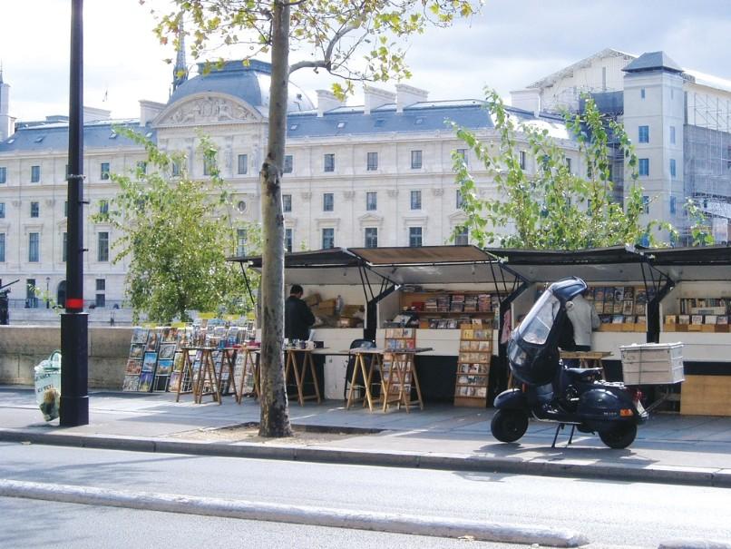Kouzlo Paříže (fotografie 21)