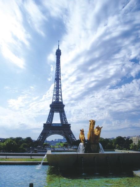 Kouzlo Paříže (fotografie 22)