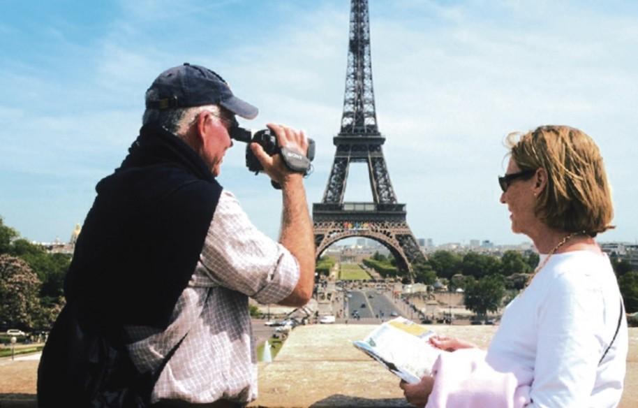 Kouzlo Paříže (fotografie 25)