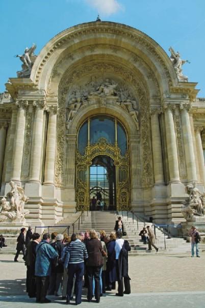 Kouzlo Paříže (fotografie 26)