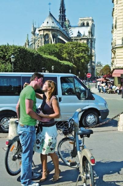 Kouzlo Paříže (fotografie 27)