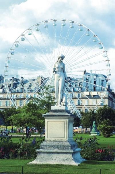 Kouzlo Paříže (fotografie 28)