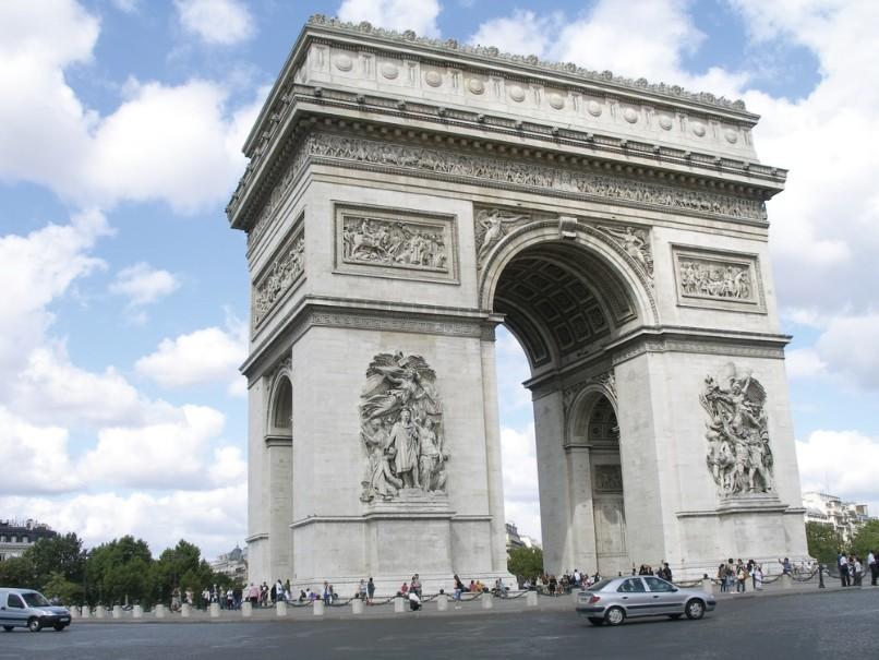 Kouzlo Paříže (fotografie 29)