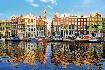 Amsterdam - letecké víkendy (fotografie 2)